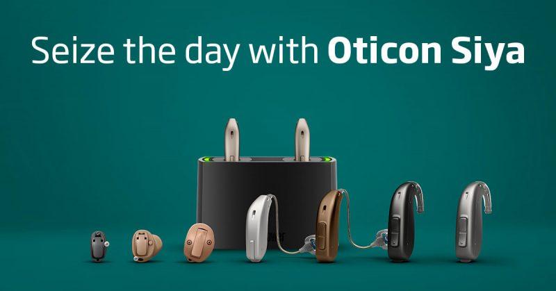 Oticon Siya Available at Hear Clear Australia Dural