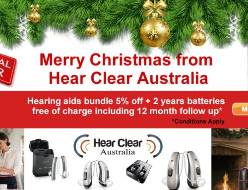 Hear Clear Australia We Triple Your Savings This Christmas!