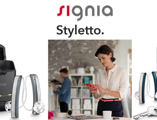 Signia Styletto Best Price & Service Now Available At Hear Clear Australia